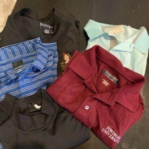 Other - Men's golf shirt assortment